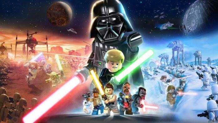 Lego Star Wars The Skywalker Saga trailer gamescom 2021