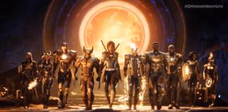 Marvel's Midnight Suns Doctor Strange Blade Ghost Rider