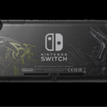 Nintendo Switch Lite Dialga e Palkia Edition Pokémon Diamante Lucente e Pokémon Perla Splendente