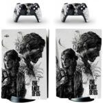PlayStation 5 The Last of Us Part 2 Cover Sticker 2