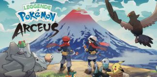 Pokemon Legends Arceus Nintendo Switch