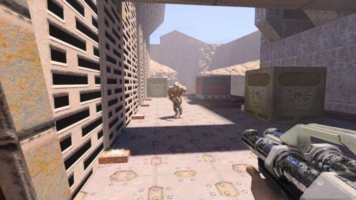 Quake QuakeCon 2021 Machinegames AAA multiplayer Quake 5