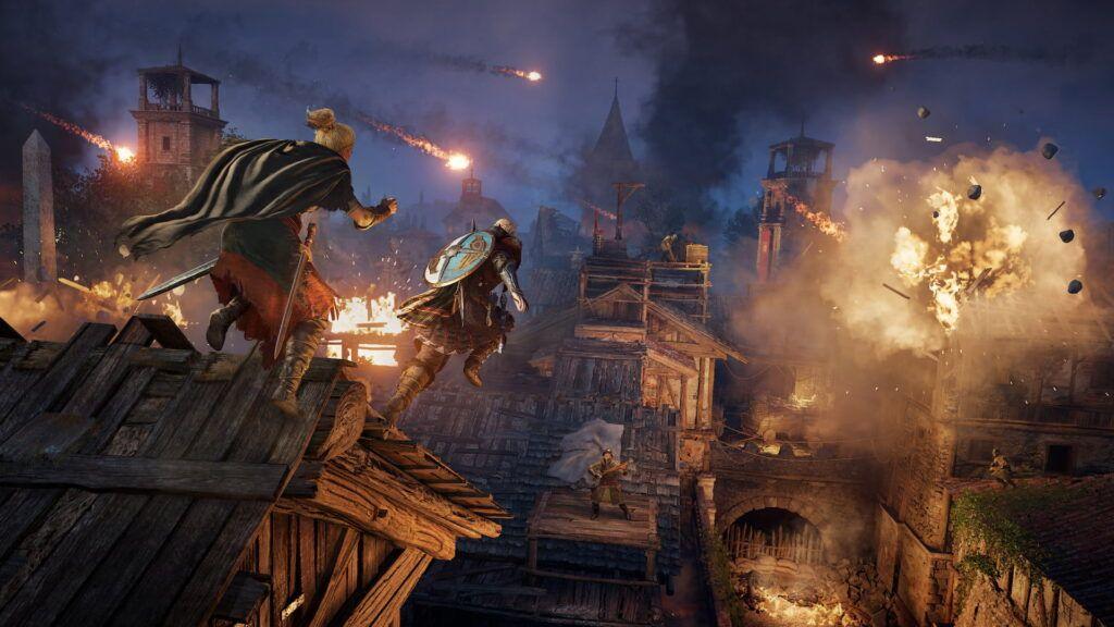 Assassin's Creed Valhalla: L'Assedio di Parigi 2