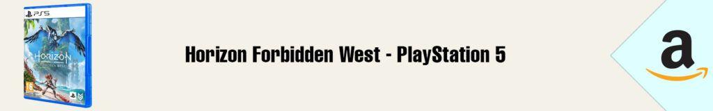 Banner Amazon Horizon Forbidden West PS5