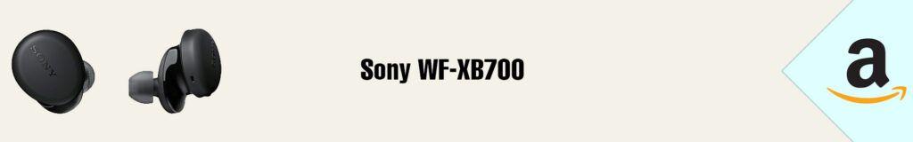 Banner Amazon Sony WF-XB700