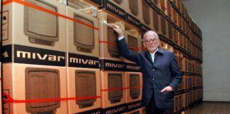 Carlo Vichi Mivar
