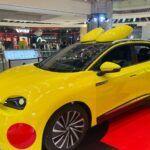 Cina Wolkswagen ID4 Pokémon Pikachu 1