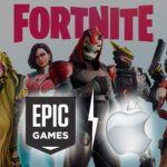 Fortnite Epic Games Apple Causa
