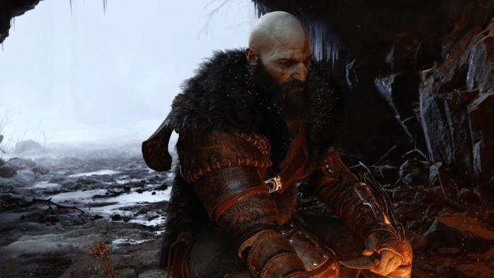 God of War 2 Ragnarok PlayStation 4 PlayStation 5 Showcase
