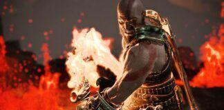 God of War Ragnarok PlayStation 5 PlayStation 4 Santa Monica Lame del Caos Chaos Blade