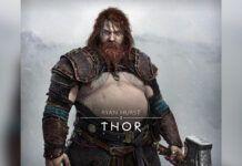 God of War Ragnarok Santa Monica Studio PlayStation 5 Thor