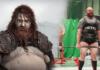 God of War Ragnarok Santa Monica Studio Thor Darrenn McCormac Powerlifting