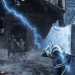 God of War Ragnarok Thor Santa Monica Studio Fan Made Animation Kyler Spears PlayStation 4 PlayStation 5