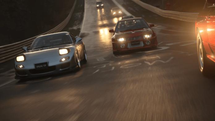 Gran Turismo 7 PlayStation 4 PlayStation 5 Poliphony Digital JDM Wet Nordschleife