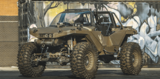 Halo Infinite Hoonigan real life M12 Warthog with over 1000bhp 343 Industries Xbox Game Studios