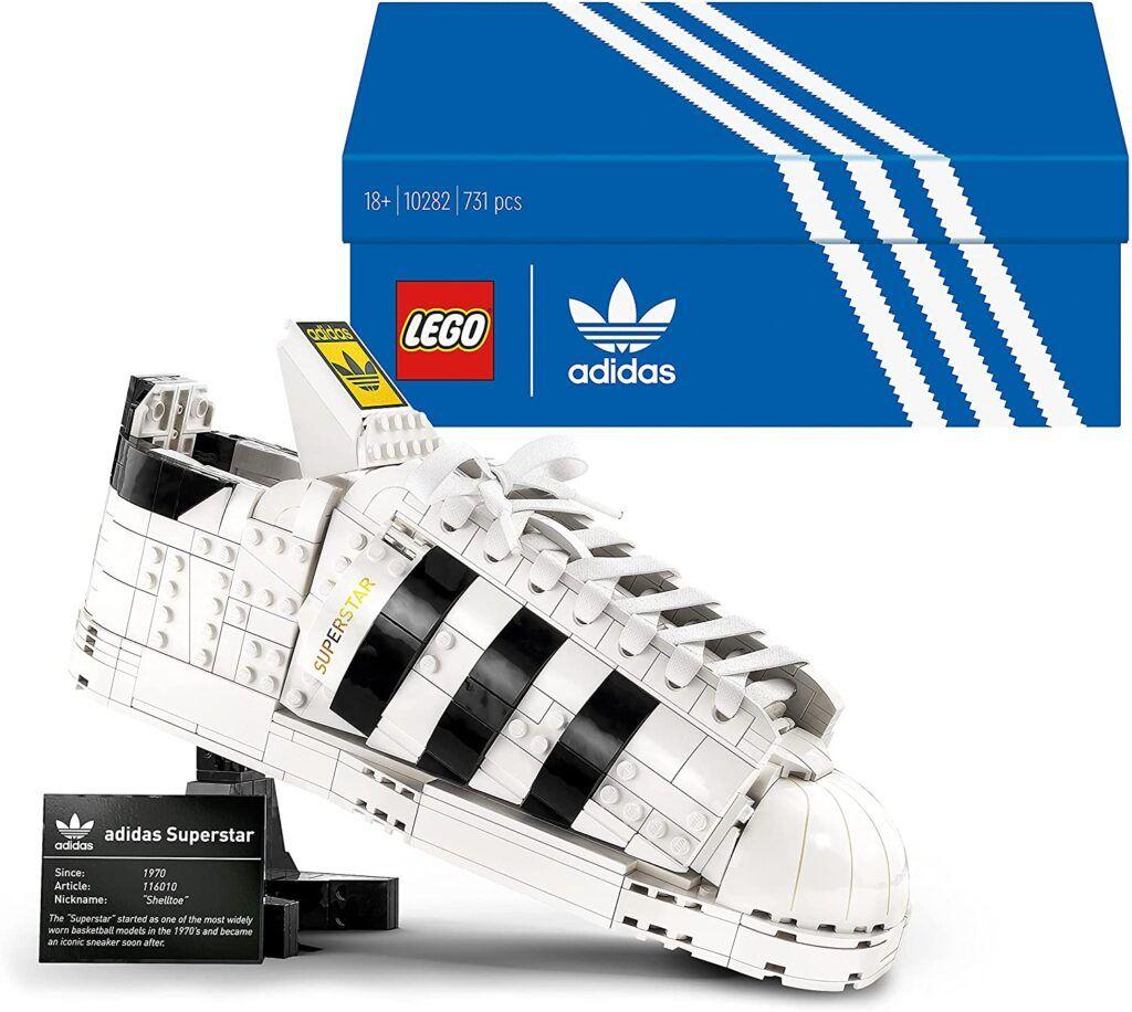 LEGO Adidas Originals Superstar 1