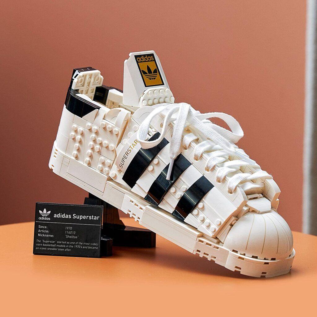 LEGO Adidas Originals Superstar 2