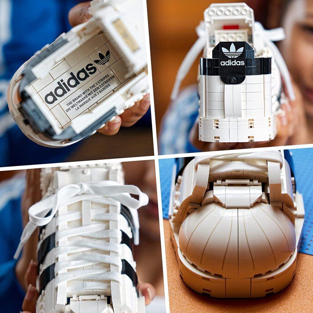 LEGO Adidas Originals Superstar 4