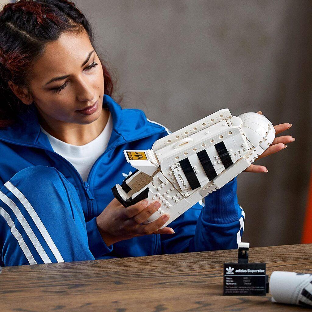 LEGO Adidas Originals Superstar 6