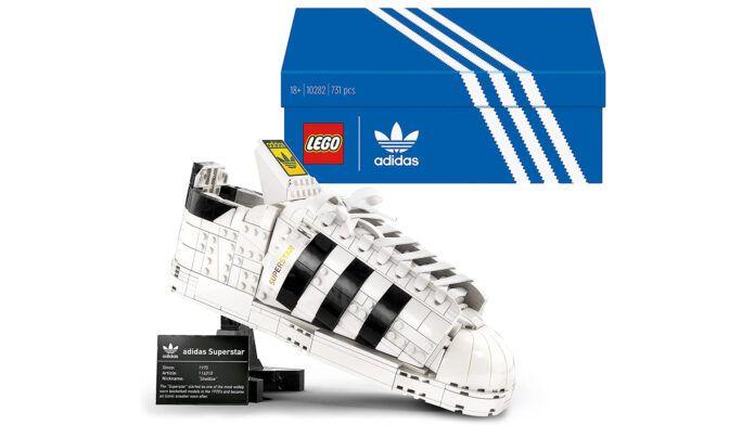 LEGO Adidas Originals Superstar 8