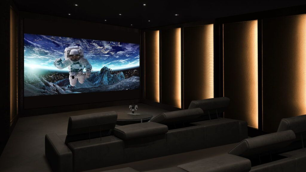 LG Direct View LED DVLED Extreme Home Cinema 325 a