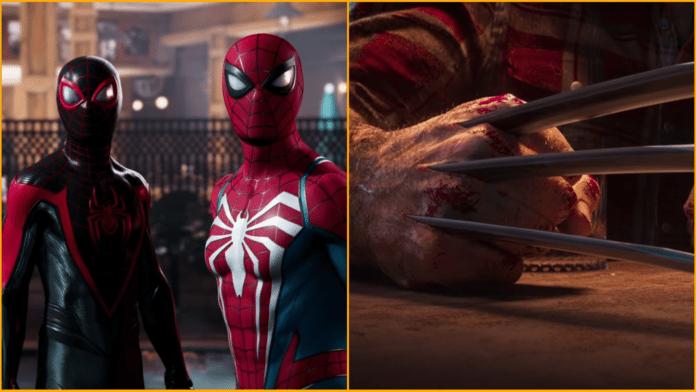 Marvel's Spider-Man 2 Marvel's Wolverine same universe PlayStation 5 exclusive Insomniac Games