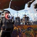 No Man's Sky Frontiers free update PC PlayStation 4 PlayStation 5 Xbox One Xbox Series X Xbox Series S