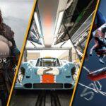 PlayStation 5 Showcase God of War Gran Turismo 7 Marvel's Spider-Man 2