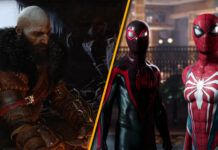 PlayStation 5 Showcase God of War Ragnarok Marvek's Spider-Man 2