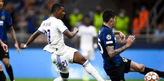UEFA Champions League Inter Real Madrid