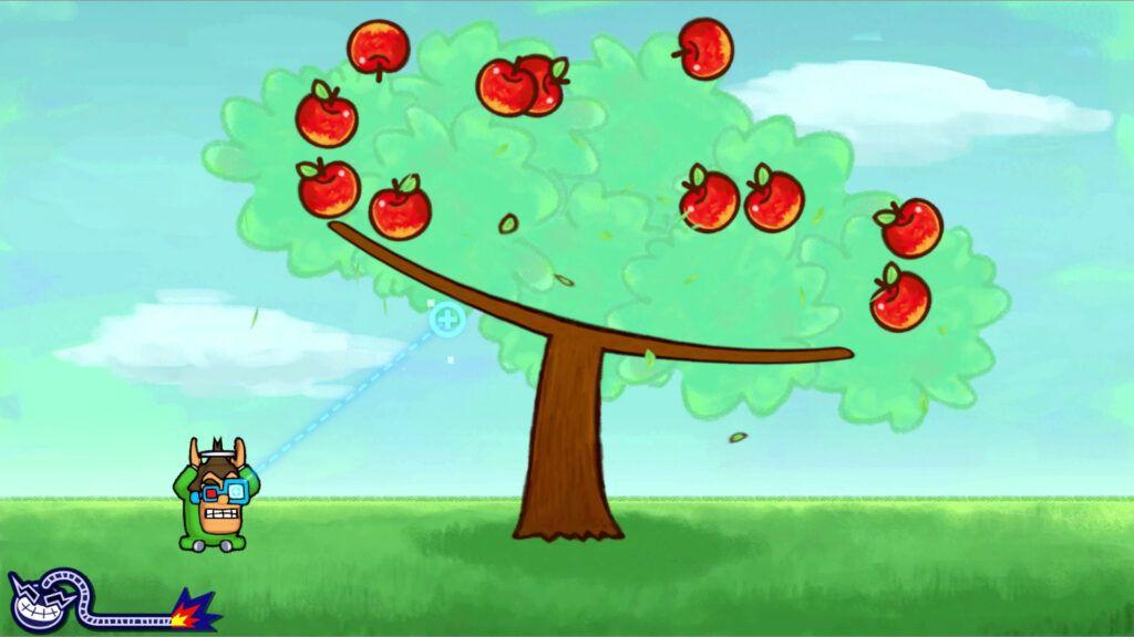 WarioWare Get It Together! Apple Game