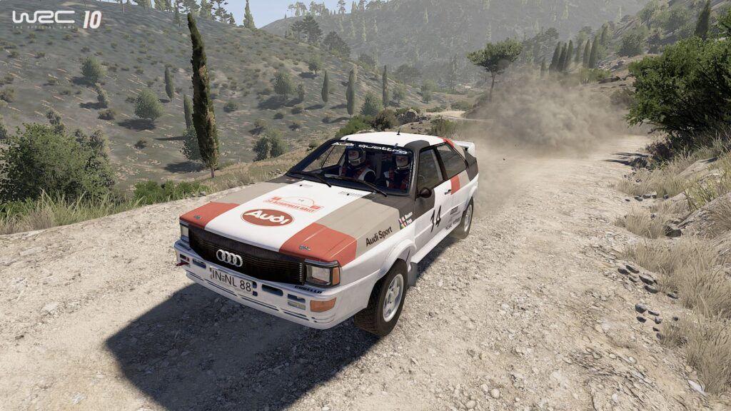 WRC 10 Recensione #6