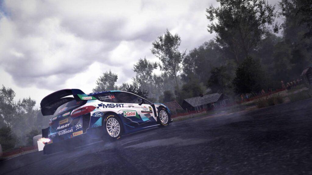 WRC 10 Recensione #3