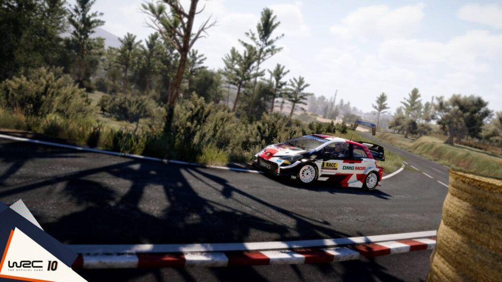 WRC 10 Recensione #7