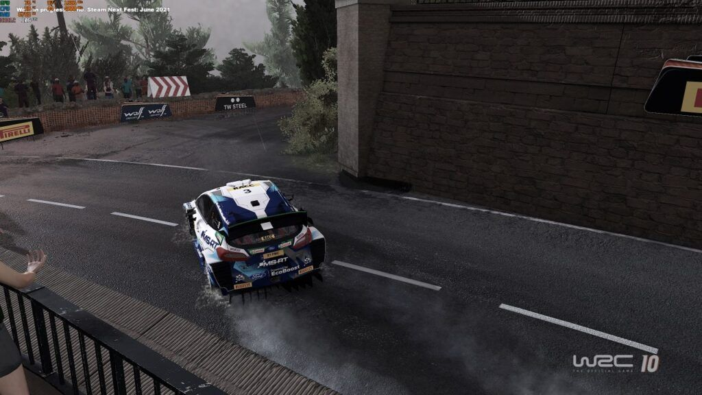 WRC 10 Recensione #9