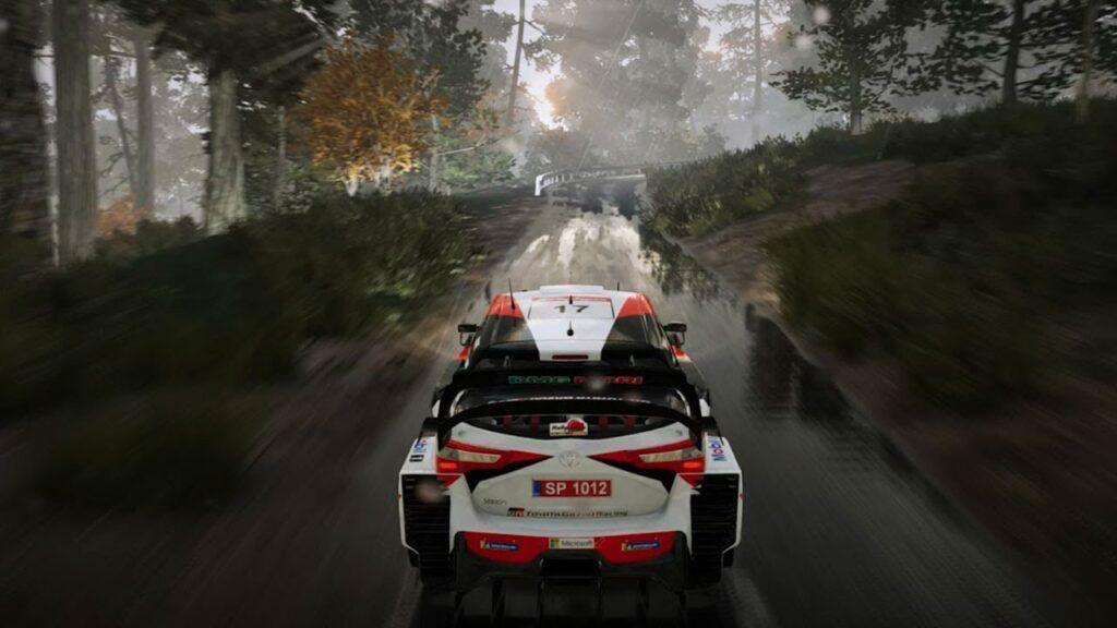 WRC 10 Recensione #2