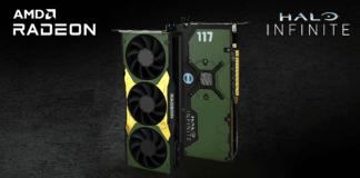 AMD Radeon RX 6900 XT Halo Infinite Limited Edition