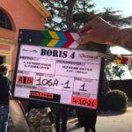 Boris 4 Disney Plus ciak inizio riprese