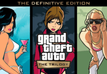 GTA The Trilogy Definitive Edition PS4 PS5 Xbox One Xbox Series X Nintendo Switch PC