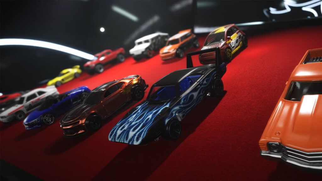 Hot-Wheels-Unleashed-Cars