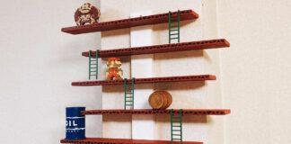 Ikea scaffali Donkey Kong