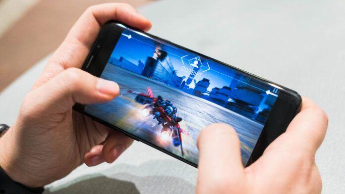 Millennial Mobile Gaming