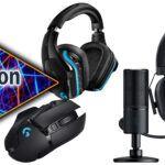 Offerte Amazon Streaming Logitech Razer