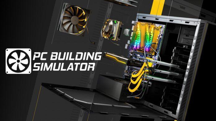 PC Building Simulator Epic Games Store