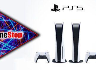 PlayStation 5 Restock GameStop
