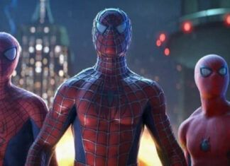 Spider-Man No Way Home Sony Pictures Tom Holland Andrew Garfield Tobey Maguire