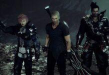 Stranger of Paradise Final Fantasy Origin release date Square Enix Tokyo Game Show 2021