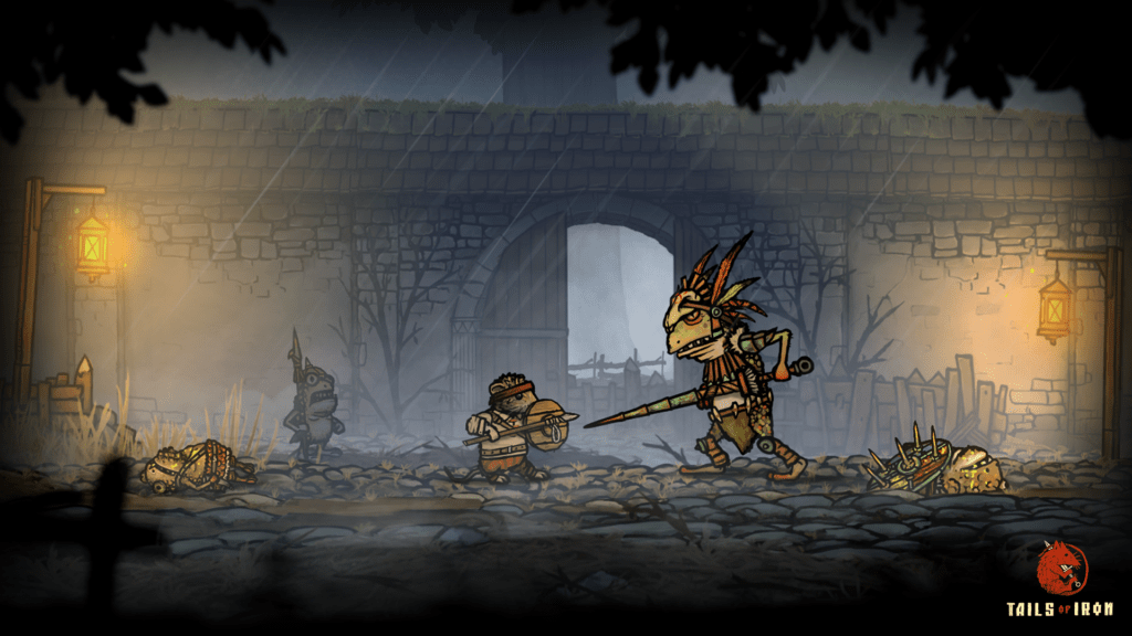 Tails of Iron Recensione Boss