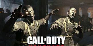 call of duty vanguard zombie